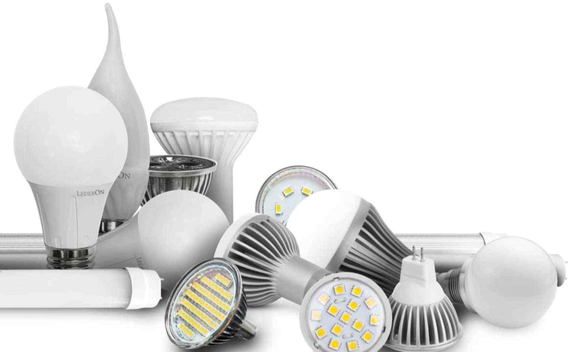 Как делают светодиодные лампы в США (видео)