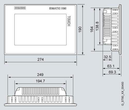 6av2124 0gc01 0ax0 6av2 124 0gc01 0ax0 simatic hmi tp700 comfort.